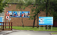 Pictured: Cynffig Comprehensive School in the Pyle area of Bridgend, Wales, UK. Thursday 08 June 2017<br /> Re: Fitness to Practice Committee hearing at Jury's Inn hotel in Cardiff, in relation to teacher David Rickard who is accused of having sex with a pupil while working at Cynffig Comprehensive School in the Pyle area of Bridgend, Wales, UK.