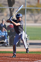 Allen Chatfield (49), from Hayden, Idaho, while playing for the Giants during the Under Armour Baseball Factory Recruiting Classic at Red Mountain Baseball Complex on December 29, 2017 in Mesa, Arizona. (Zachary Lucy/Four Seam Images)