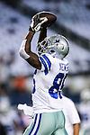Dallas Cowboys wide receiver Jamar Newsome (85) in action during the pre-season game between the Baltimore Ravens and the Dallas Cowboys at the AT & T stadium in Arlington, Texas. Baltimore defeats Dallas  37-30.