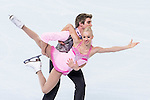 Stacy Kemp and David king of Great Britain compete in the Figure Skating Pairs Short Program during the 2014 Sochi Olympic Winter Games at Iceberg Skating Palace on February 6, 2014 in Sochi, Russia. Photo by Victor Fraile / Power Sport Images