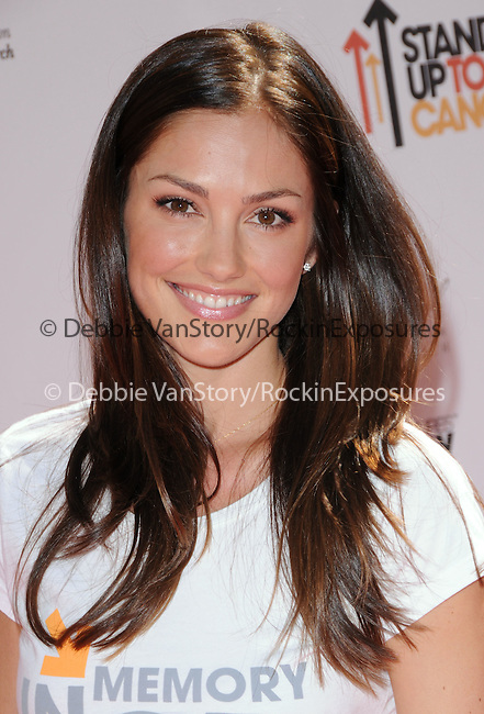 Minka Kelly at Stand Up to Cancer held at Sony Picture Studios in Culver City, California on September 10,2010                                                                               © 2010 Hollywood Press Agency
