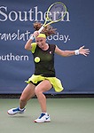 August  16, 2017:  Svetlana Kuznetsova (RUS) defeated Yulia Putintseva (KAZ) 6-3, 6-4, at the Western & Southern Open being played at Lindner Family Tennis Center in Mason, Ohio. ©Leslie Billman/Tennisclix/CSM