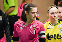Noemie Fourdin (11) of Sporting Charleroi pictured during a female soccer game between RSC Anderlecht Dames and Sporting Charleroi on the 13 th matchday of the 2020 - 2021 season of Belgian Womens Super League , friday 5 th of February 2021  in Tubize , Belgium . PHOTO SPORTPIX.BE | SPP | DAVID CATRY