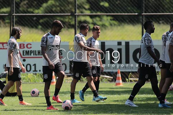 Campinas (SP), 07/01/2020 - Ponte Preta / Futebol - A equipe da Ponte Preta treinou nesta terça-feira (7) no CT do Jd Eulina na cidade de Campinas (SP), e segue na quarta-feira (8) para Bragança Paulista (SP), onde fará pré-temporada de dez dias.