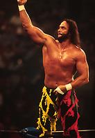 Randy Macho Man Savage 1995<br /> Photo By John Barrett/PHOTOlink