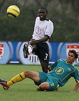 Ofori Sarkodie, Nike Friendlies, 2004.