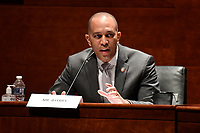 United States Representative Hakeem Jeffries (Democrat of New York), speaks during a House Judiciary Committee hearing on Capitol Hill in Washington, Wednesday, June 24, 2020, on oversight of the Justice Department and a probe into the politicization of the department under Attorney General William Barr. <br /> Credit: Susan Walsh / Pool via CNP/AdMedia