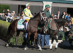 Dynamic Sky and Luis Contreras in the Grade 1 $400,000 The Dixiana Breeders' Futurity at Keeneland Racecourse.  October 6, 2012. (( Special transmission of horses in the Top 25 for points for the 2013 KentuckyDerby ))