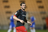 Pierce Sweeney of Exeter City during Colchester United vs Exeter City, Sky Bet EFL League 2 Football at the JobServe Community Stadium on 23rd February 2021