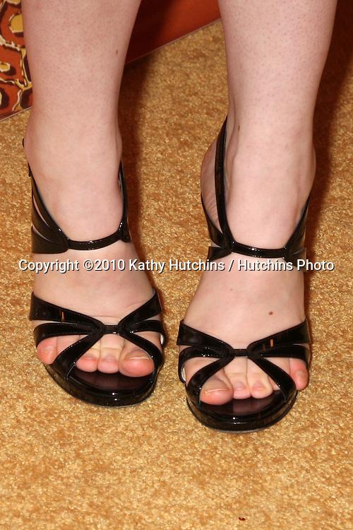 Feet woll deborah ann Ayelet Zurer