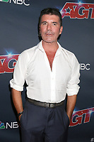"LOS ANGELES - SEP 18:  Simon Cowell at the ""America's Got Talent"" Season 14 Finale Red Carpet at the Dolby Theater on September 18, 2019 in Los Angeles, CA"