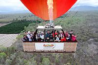 20151217 17 December Hot Air Balloon Cairns