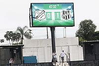 Limeira (SP), 03/02/2020 - Inter de Limeira - Ponte Preta. Partida entre Inter de Limeira e Ponte Preta valida pelo Campeonato Paulista no estadio Major Jose Levy Sobrinho, em Limeira, interior de Sao Paulo, nesta segunda-feira (03). (Foto: Denny Cesare/Codigo 19/Codigo 19)
