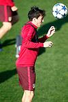Atletico de Madrid's Nicolas Gaitan during training session. March 14,2017.(ALTERPHOTOS/Acero)