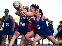 180901 Wairarapa Premier Netball Final - Harcourts v Carterton