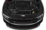 Car Stock 2021 Dodge Durango GT 5 Door SUV Engine  high angle detail view