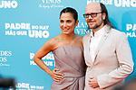 Actress Toni Acosta and actor Santiago Segura attend the photocall of 'Padre no hay mas que uno'. July 18, 2019. (ALTERPHOTOS/Johana Hernandez)
