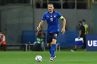 Leonardo Bonucci of Italy in action during the Uefa Nation League Group Stage A1 football match between Italy and Bosnia at Artemio Franchi Stadium in Firenze (Italy), September, 4, 2020. Photo Massimo Insabato / Insidefoto
