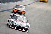 #20: Harrison Burton, Joe Gibbs Racing, Toyota Supra Fields/DEX Imaging