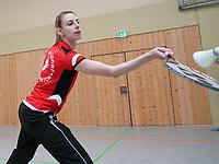 Annika Horbach (RW Walldorf) - Mörfelden-Walldorf 09.02.2020: RW Walldorf Badminton