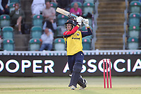 Michael Pepper in batting action for Essex during Somerset vs Essex Eagles, Vitality Blast T20 Cricket at The Cooper Associates County Ground on 9th June 2021