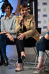 "Chenoa during the presentation of the new TV program to Movistar+,  "" Likes "" at 7 y accion studios in Madrid. January 27, 2016.<br /> (ALTERPHOTOS/BorjaB.Hojas)"