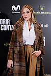 Paloma Bloyd attends to 'Morir para contar' film premiere during the Madrid Premiere Week at Callao City Lights cinema in Madrid, Spain. November 13, 2018. (ALTERPHOTOS/A. Perez Meca)