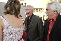Montreal QC CANADA - Sept 3 2007 - Gilles Duceppe (L), Mario Fortin (R) red carpet