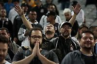 Sao Paulo (SP), 12/02/2020 - Corinthians-Guarani (PAR) - Torcida. Corinthians e Guarani (PAR), durante partida de volta, valida pela segunda fase da Libertadores, na Arena Corinthians, zona leste da capital, na noite desta quarta-feira (12). (Foto: Ale Frata/Codigo 19/Codigo 19)