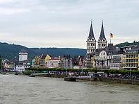 Boppard, Rheinland-Pfalz, Deutschland, Europa<br /> Boppard, Rhineland-Palatinate, Germany, Europe