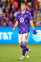 Orlando, FL - Wednesday July 31, 2019:  Bastian Schweinsteiger #31 during an Major League Soccer (MLS) All-Star match between the MLS All-Stars and Atletico Madrid at Exploria Stadium.