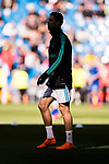 Cristiano Ronaldo of Real Madrid warms up prior to the La Liga 2017-18 match between Real Madrid and Deportivo Alaves  at Santiago Bernabeu Stadium on February 24 2018 in Madrid, Spain. Photo by Diego Souto / Power Sport Images