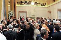 Atmosphere - Gala de Charite (ONLUS) .Parigi 19/11/2012.Cercle De L'Union Interallie.Gala organizzato dalla Onlus The Children for Peace.Foto Stephane Allaman / Panoramic / Insidefoto.ITALY ONLY