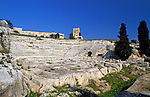Italy, Sicily, Siracusa: Greek Theatre