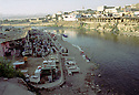 Irak 2002.Fin de journée a Zakho.Iraq 2002.Zakho: late in the afternoon