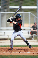 Miami Marlins Ryan Aper (51) during a minor league Spring Training intrasquad game on March 31, 2016 at Roger Dean Sports Complex in Jupiter, Florida.  (Mike Janes/Four Seam Images)