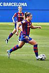 Liga IBERDROLA. Game 16.<br /> FC Barcelona vs UDG Tenerife Egatesa: 6-1.<br /> Alexia Putellas.