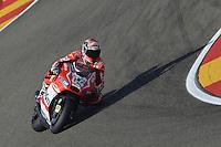 Aragon (Spagna) 27/09/2014 - qualifiche Moto GP - foto Luca Gambuti/Image Sport/Insidefoto<br /> nella foto: Andrea Dovizioso