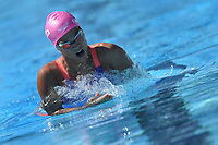 Yuliya Efimova,<br /> 200m Breaststroke Women.<br /> Roma 01-07-2018 Stadio del Nuoto Foro Italico<br /> FIN 55 Trofeo Settecolli 2018 Internazionali d'Italia<br /> Photo Antonietta Baldassarre/Deepbluemedia/Insidefoto