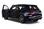 Car images of 2021 Mercedes Benz GLC AMG-43 5 Door SUV Doors