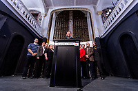 Amir Khadir<br /> , Quebec Solidaire, Mars 2014<br /> <br /> <br /> PHOTO : Agence Quebec Presse