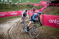 Gianni Vermeersch (BEL/Credishop-Fristads)<br /> <br /> 2021 UCI CX World Cup Overijse (BEL)<br /> Vlaamse Druivencross<br /> <br /> Men's Race<br /> <br /> ©kramon