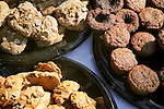 Organic muffins and cookies.