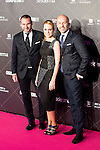 Alvarno and Ana Ureña attends to the award ceremony of the VIII edition of the Cosmopolitan Awards at Ritz Hotel in Madrid, October 27, 2015.<br /> (ALTERPHOTOS/BorjaB.Hojas)