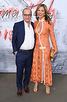 Touker Suleyman and Heather Kertzner<br /> arriving for the Serpentine Summer Party 2018, Hyde Park, London<br /> <br /> ©Ash Knotek  D3409  19/06/2018