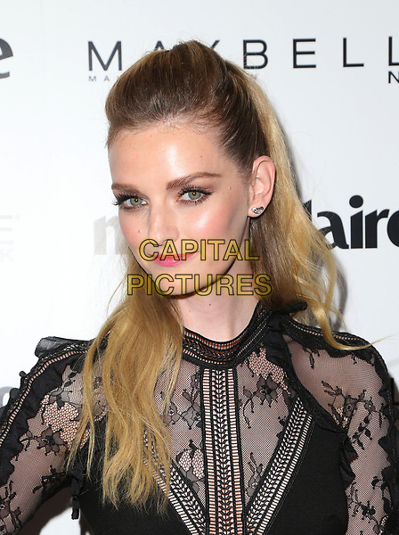 WEST HOLLYWOOD, CA - April 21: Lydia Hearst, At Marie Claire's Fresh Faces At Doheny Room In California on April 21, 2017. <br /> CAP/MPI/FS<br /> ©FS/MPI/Capital Pictures