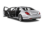 Car images of a 2014 Mercedes Benz S-Class S63 AMG 4 Door Sedan Doors