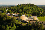 Aerial View of Portland Bible College, Oregon
