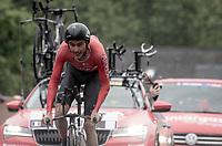 Warren Barguil (FRA/Arkéa Samsic)<br /> <br /> Stage 5 (ITT): Time Trial from Changé to Laval Espace Mayenne (27.2km)<br /> 108th Tour de France 2021 (2.UWT)<br /> <br /> ©kramon