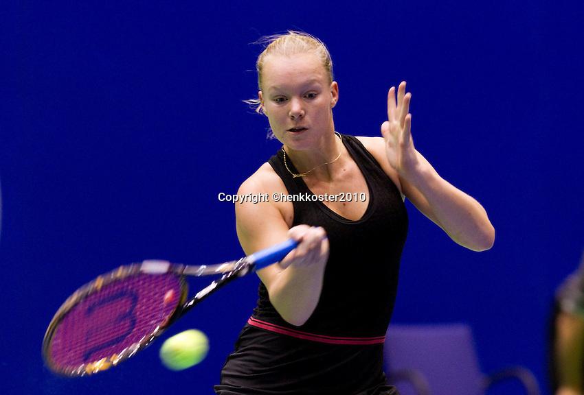 17-12-10, Tennis, Rotterdam, Reaal Tennis Masters 2010,    Kiki Bertens